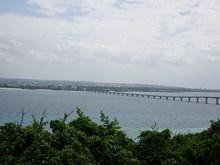 44.来間島へ渡る来間島大橋