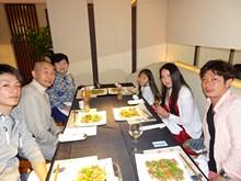 77.ディナーはホテルの和琉創作料理マラルンガにて