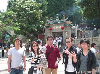20090507_社員旅行香港マカオ