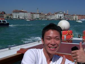 さよならヴェネツィア